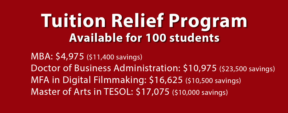 Tuition Relief