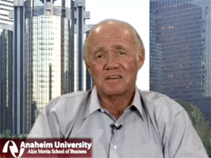 Anaheim University Carland Entrepreneurial Institute Video Lecture