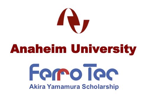 Anaheim University Ferrotec Akira Yamamura Scholarship
