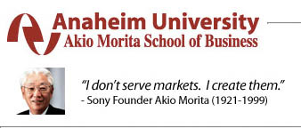 Akio Morita School of Business