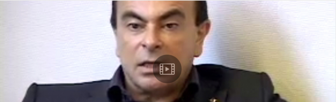 Hear about it from the pros:   Nissan/Renault CEO Carlos Ghosn